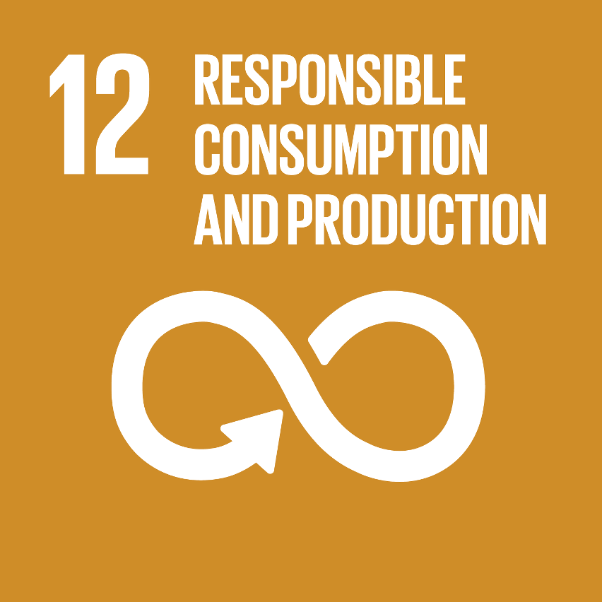 SDG Accelerator logo for Responsible consumption and production